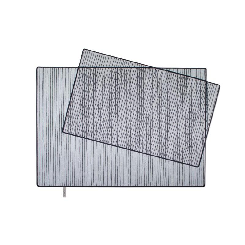 FLAT´N - PIXILATED 001 Teppich (150 x 230 cm)