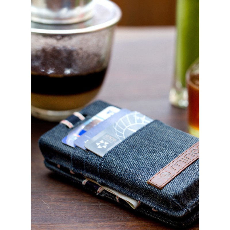 mineD TURN -  iPhone 5/5S/5C/SE Handyhülle aus Jeans