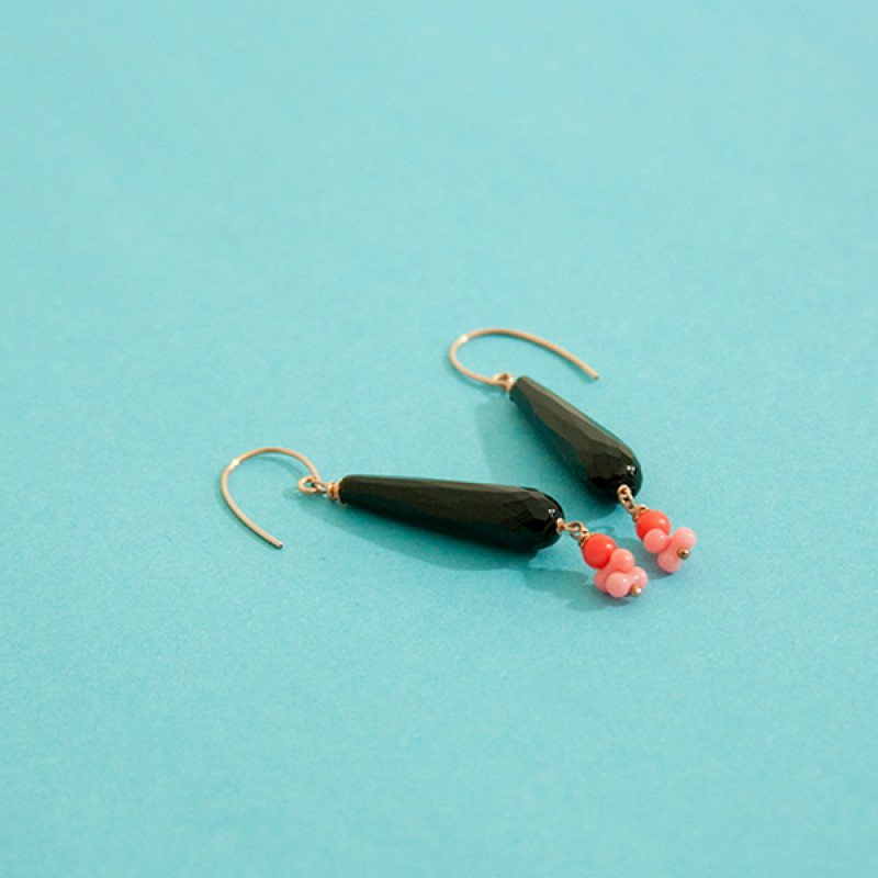 Irmeline - Accessoires Manufaktur Ohrringe »Lempicka *1« grande