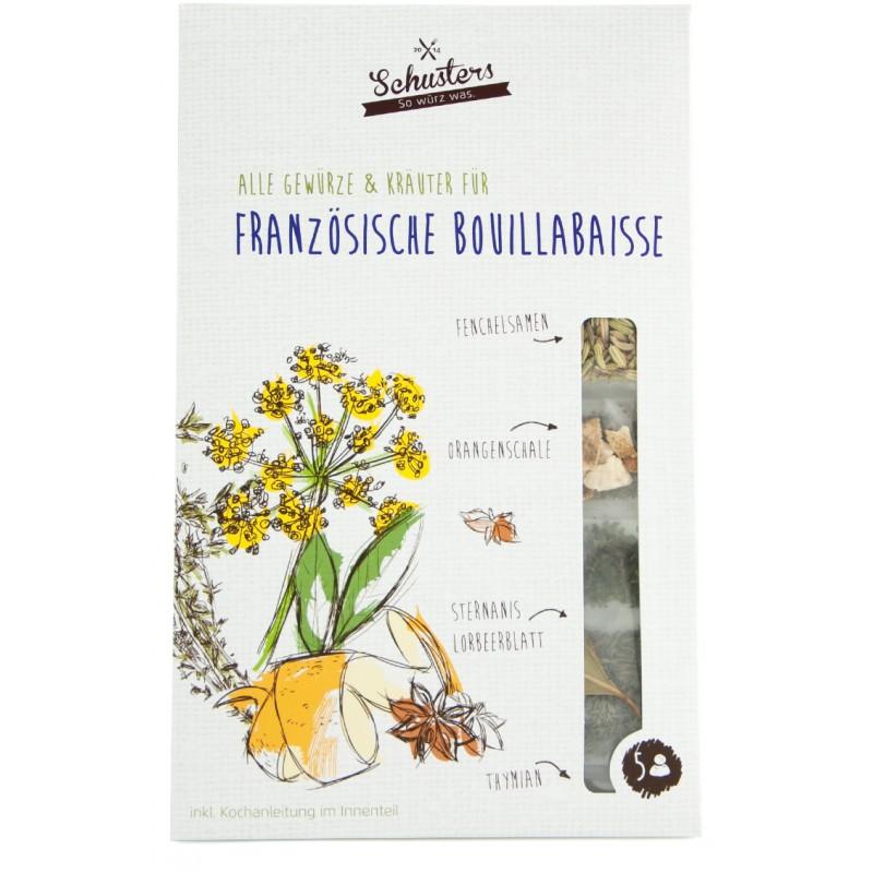 Schusters Würzerei Französische Bouillabaisse