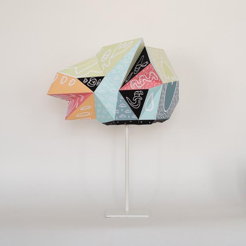 Chetan Medium X BOICUT – Ein Lampenschirm, ein Poster oder etwas Anderes