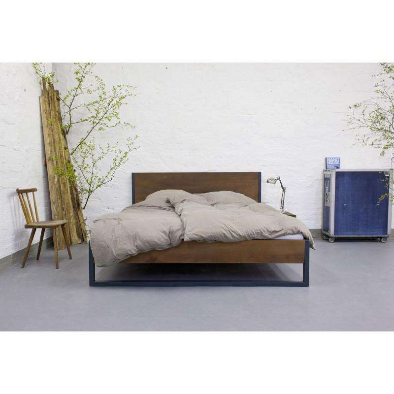 bett industrial style imm 2017 unsere highlights online m bel magazin wohnzimmer aktuelle. Black Bedroom Furniture Sets. Home Design Ideas