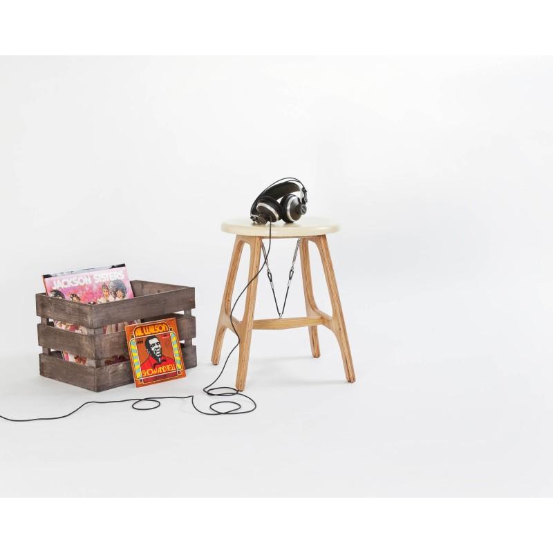 Pirol Furnituring Pit Frame, Hocker (Beine, Natur)