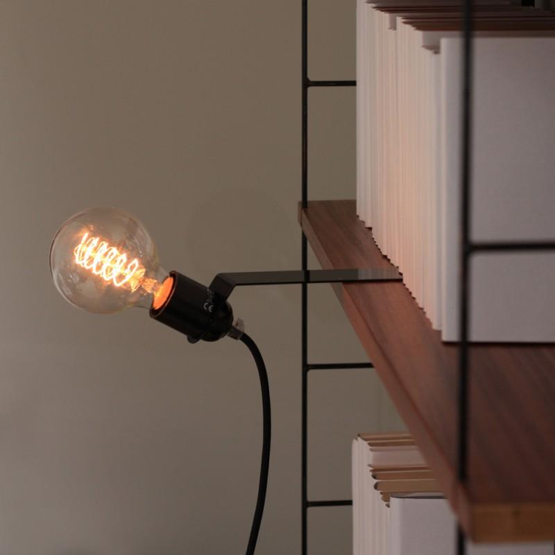 toshi SKIPPER Regalschiebeleuchte (schwarz)