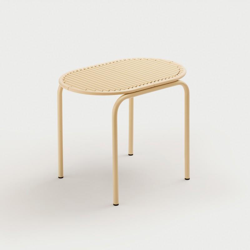 Verena Hennig Roll stool