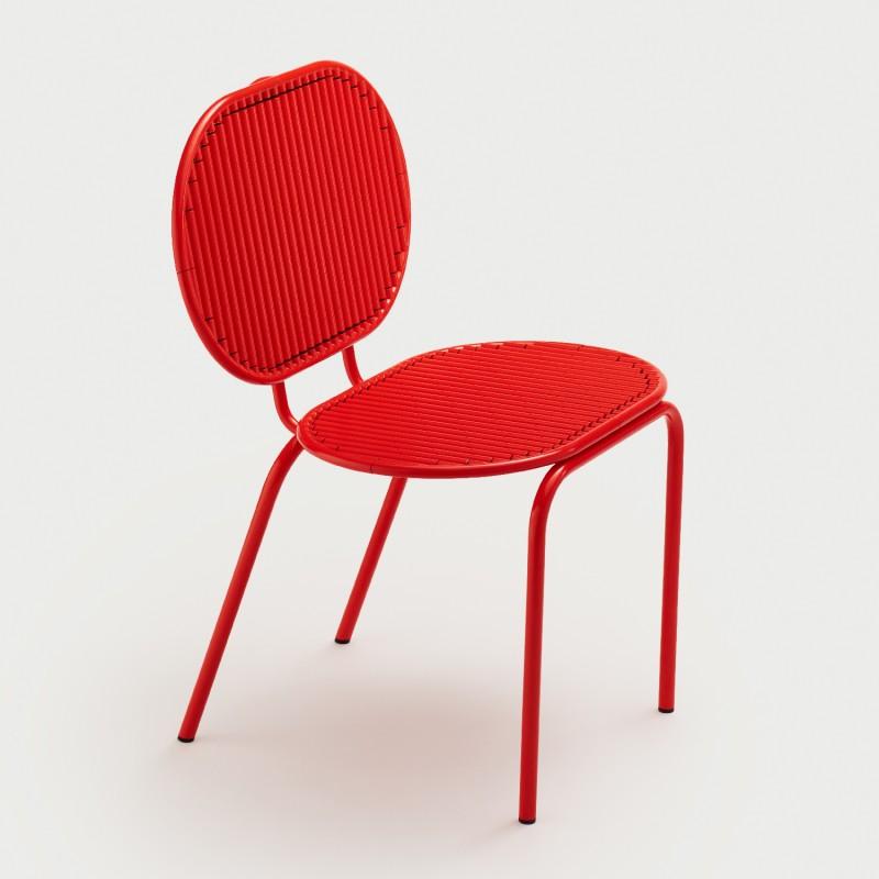 Verena Hennig Roll Chair
