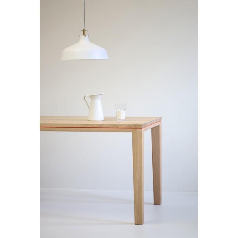 BPistorius Esstisch Tisch R10 Eiche weiß