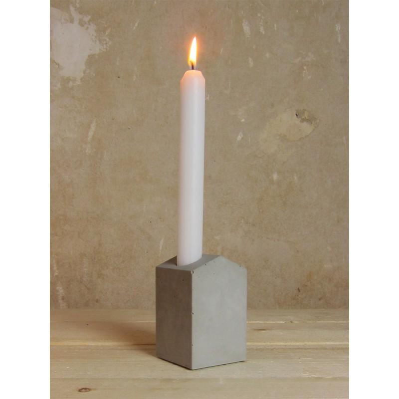 Lalupo Betonbude_Speicher Kerzenhalter aus Beton