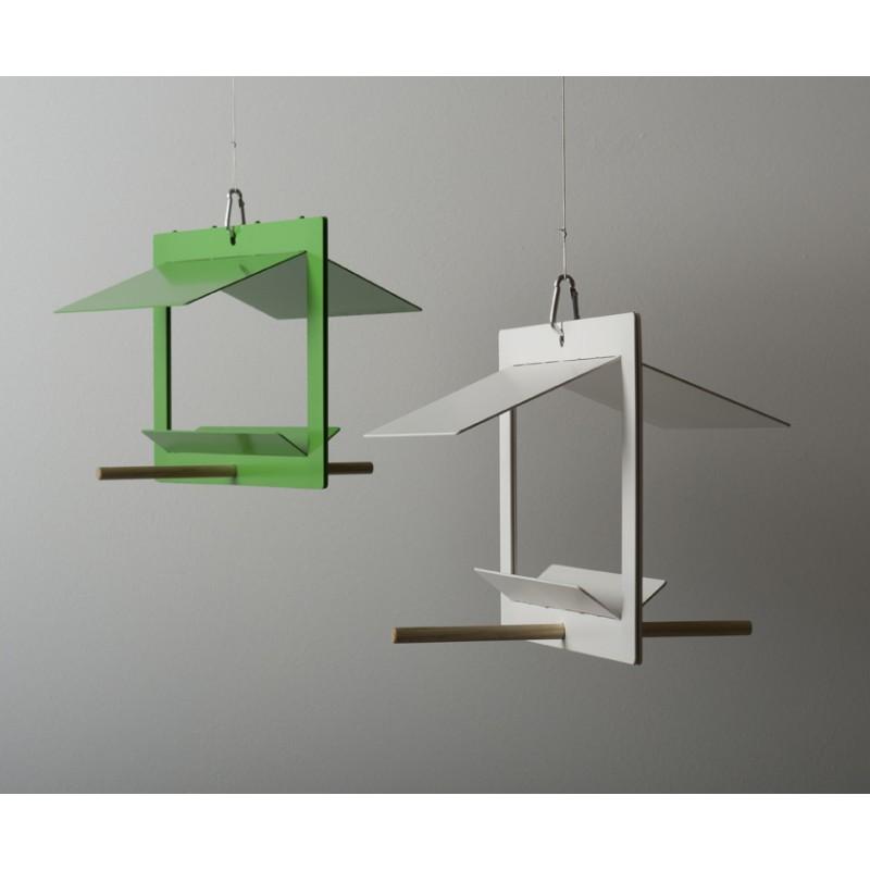 Olaf Riedel Vogelhaus - birdhouse DIN A4 -