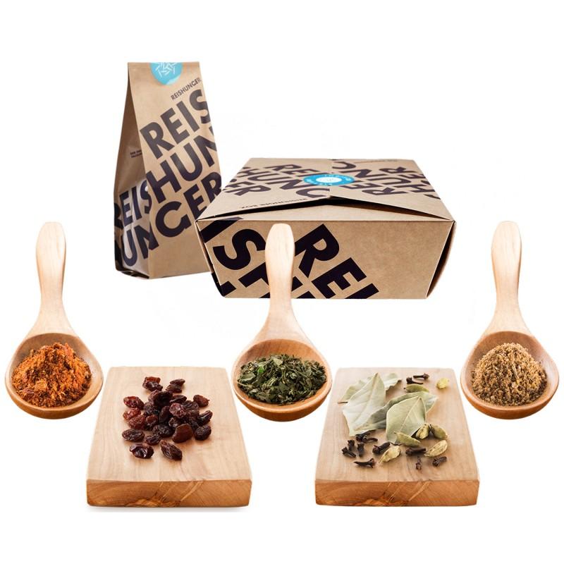 Reishunger Indisch Biryani Box