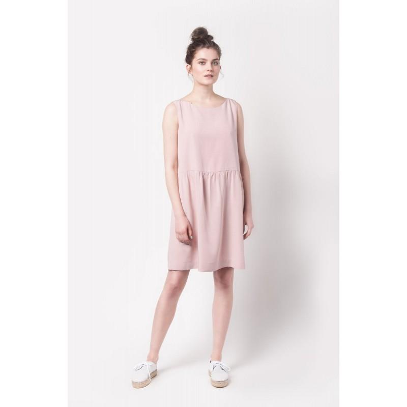 Johanna Junker // Trägerkleid - rosé (onesize)