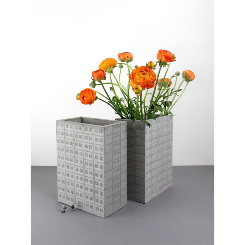 Lalupo WBS 70 Vase aus Beton
