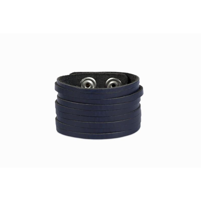 FILDPIECES Armband LUCA (blau)