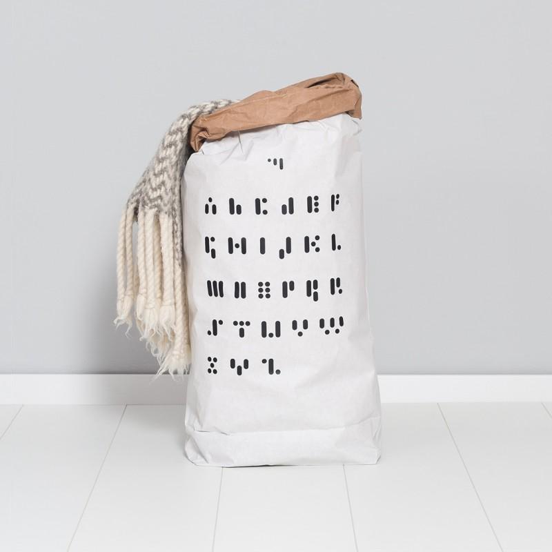 punktkommastrich - paperbag xxl