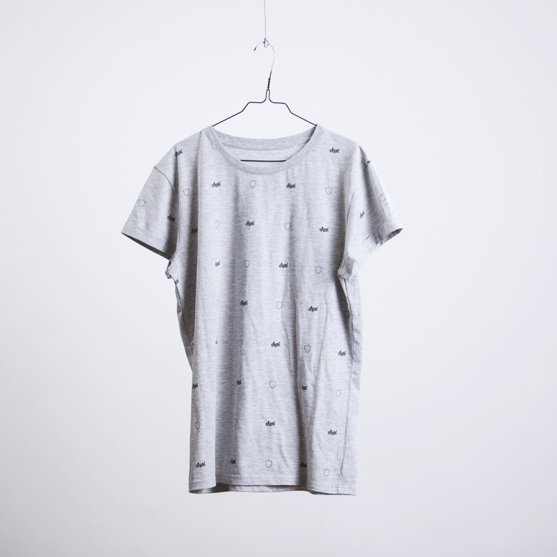 Suol All-Over Shirt Heather Grey