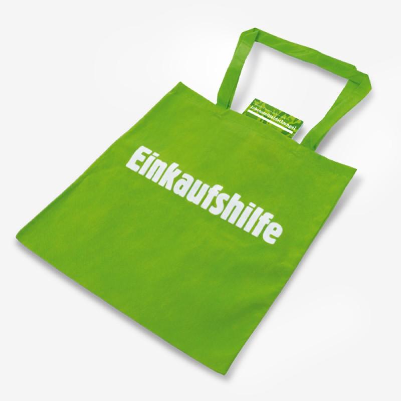 Wolpertingers Warenhaus Einkaufshilfe (Buch inkl. Stofftasche)