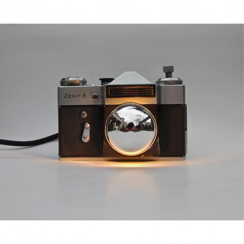 LampenSchmiede SpiegelreflexLampe Zenit-E