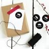 Kleine Papeterie // Hohoho // Sticker // Weihnachten