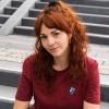 """Stadtliebe®   Frankfurt T-Shirt mit gesticktem """"Bembel"""" Burgundi 100% Bio-Baumwolle"""