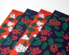 4er Set Geschenkpapier Beeren // Papaya paper products
