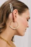 ST'ATOUR DIMA MINI - Haarklemmen mit Perlen
