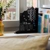 Dwenger Design Manufaktur | Buchstütze - Elbphilharmonie