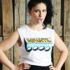 "KINDERGELD ORGANIC Womens Raw Tank ""HERRMANN"" (INFANTIL)"