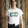 "KINDERGELD ORGANIC Mens Roll Sleeve T-Shirt ""HERRMANN"" (INFANTIL)"