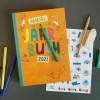 sperlingB – Kinderjahrbuch, Kalender-Jahrbuch für Kinder