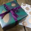 Bow & Hummingbird O Tannenbaum Geschenkverpackungs-Set