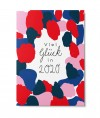 UNTER PINIEN – Glück 2020 – Postkarte