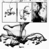 na.hili 3er Set - movement - black Artprints A3 Poster, 50x70, A1
