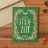 HEIMATFORMAT Bayerische Weihnachtskarte STADE ZEIT // Inkl. Naturpapier-Kuvert
