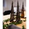 Dwenger Design Manufaktur - Teelicht - Welle