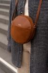 frisch runde Tasche ERDE