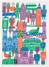Human Empire London Poster (50x70cm)