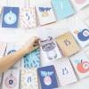 julica-design – Baby Adventskalender - 24 Überraschungen für Dich und Dein Baby