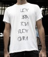 YOU ARE NOT YOUR MIND   MENSCH T-SHIRT