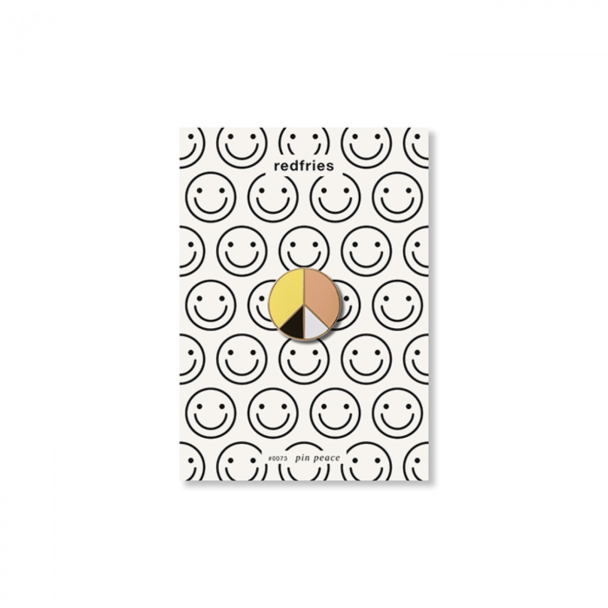 redfries pin peace – Pin Hartemaille