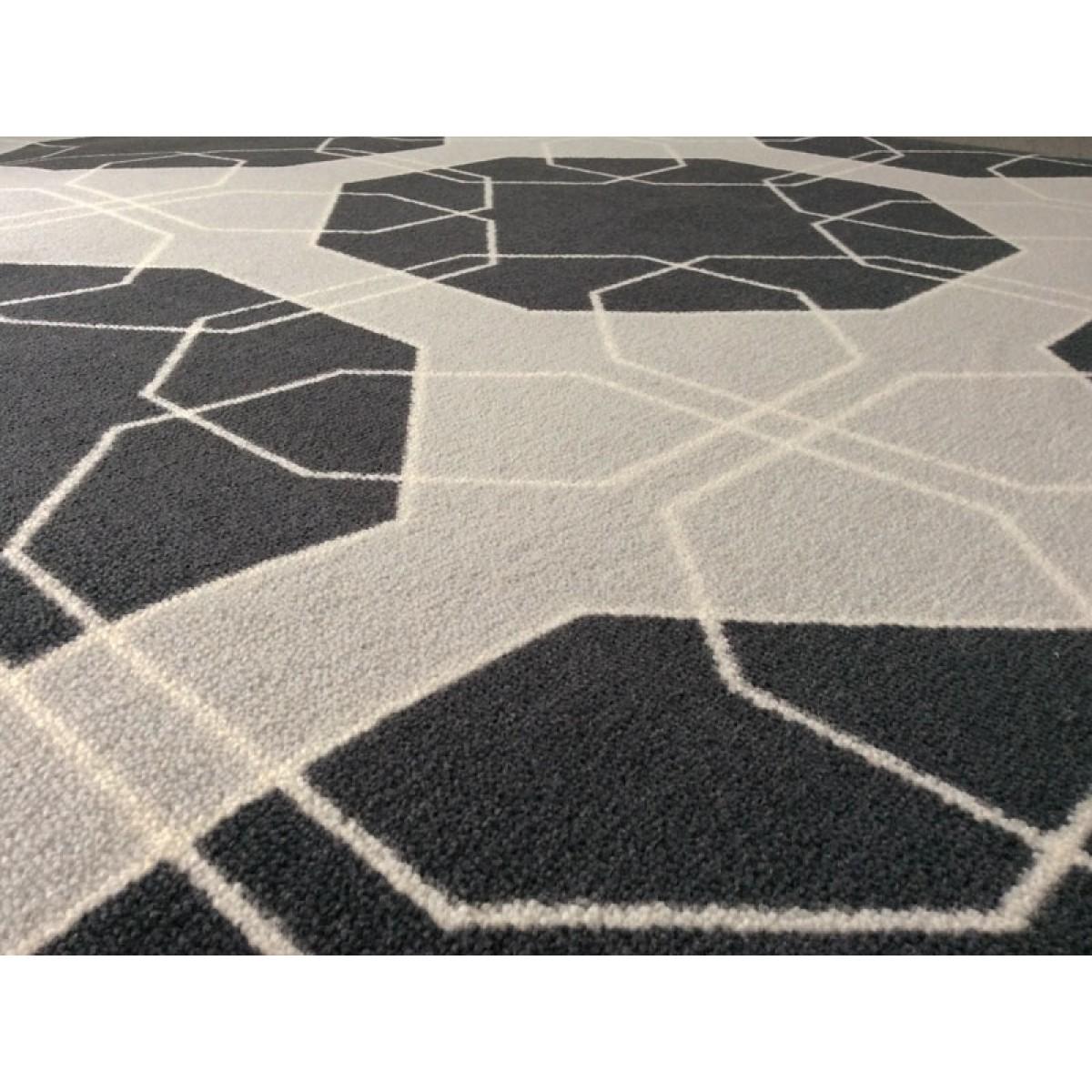 flat n octagon teppich 180 x 240 cm. Black Bedroom Furniture Sets. Home Design Ideas