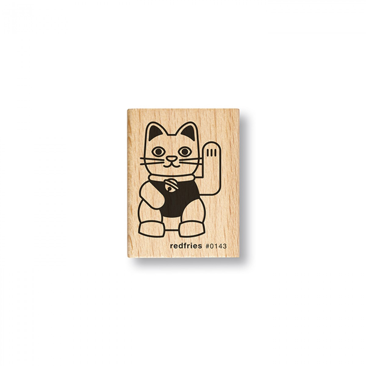 redfries stamp lucky charm – Stempel