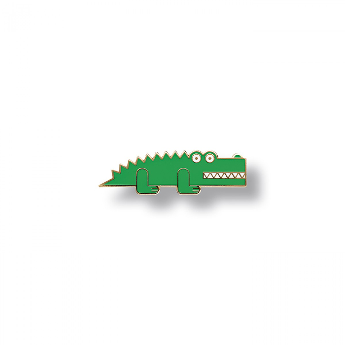 redfries pin crocodile – Pin Hartemaille