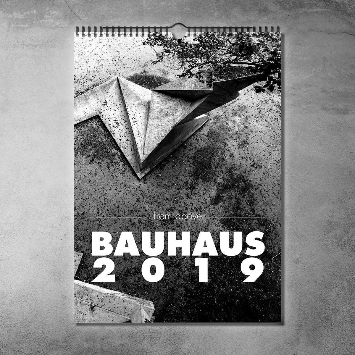 from above - BAUHAUS 2019