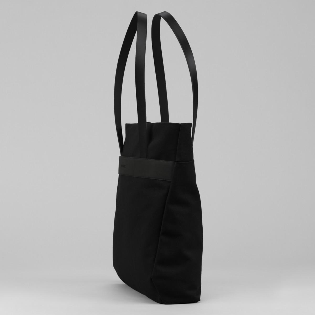 VANOOK Shopper Black