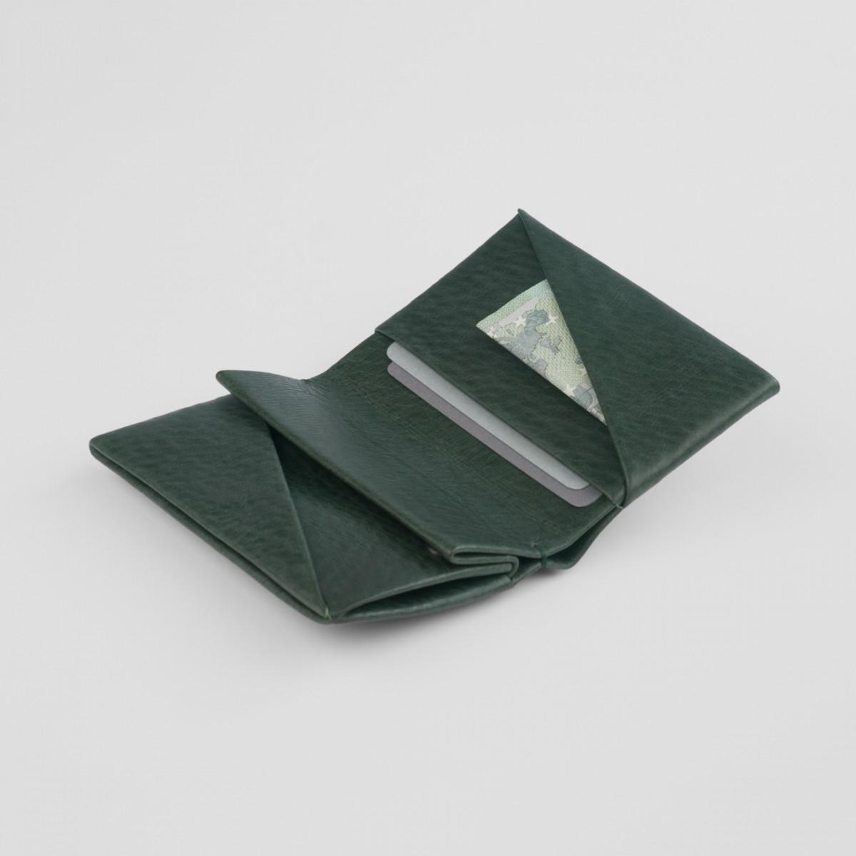 VANOOK Wallet Small / Malachite