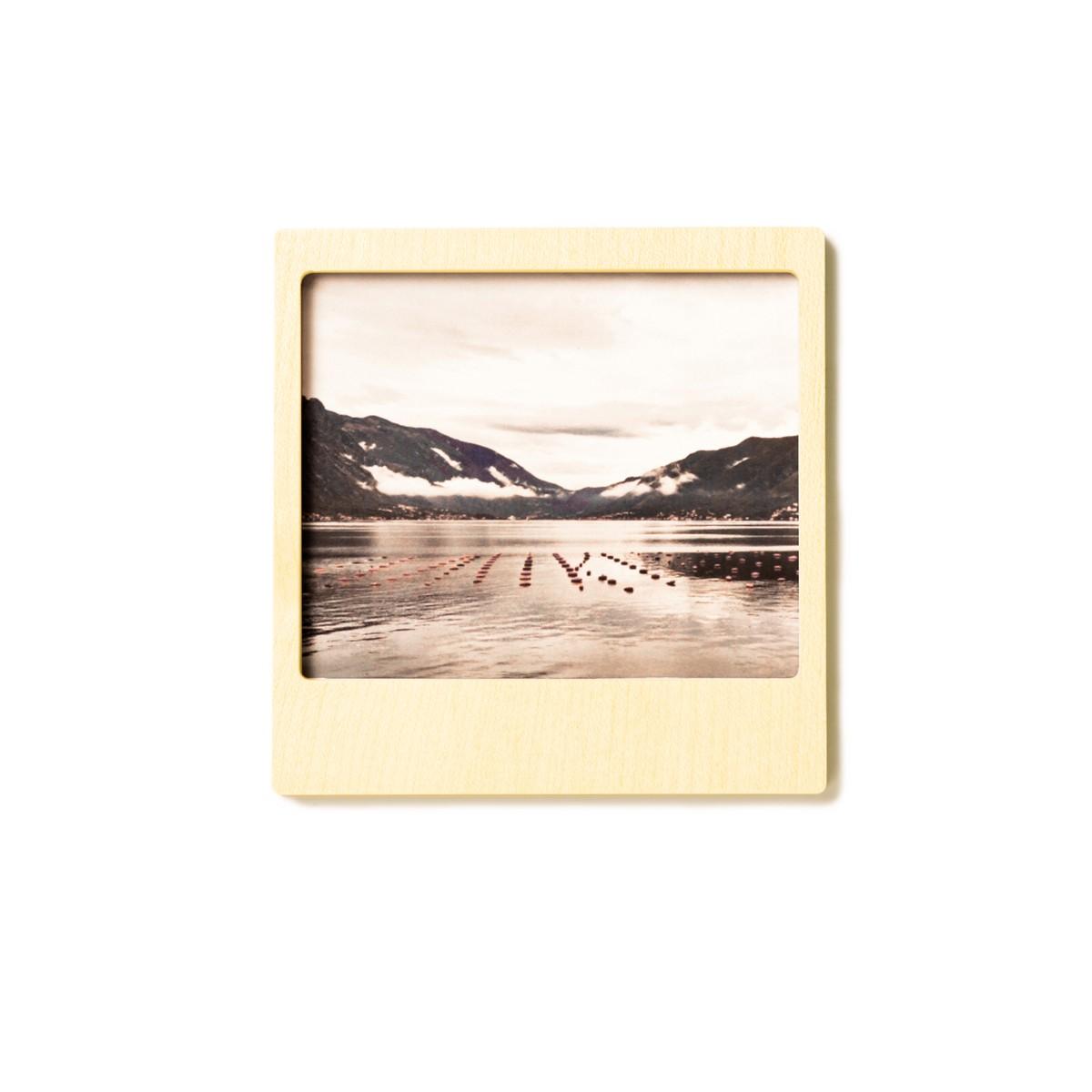 """Fotorahmen aus Holz – """"Memoholz"""" 2er-Pack von Lumenqi"""