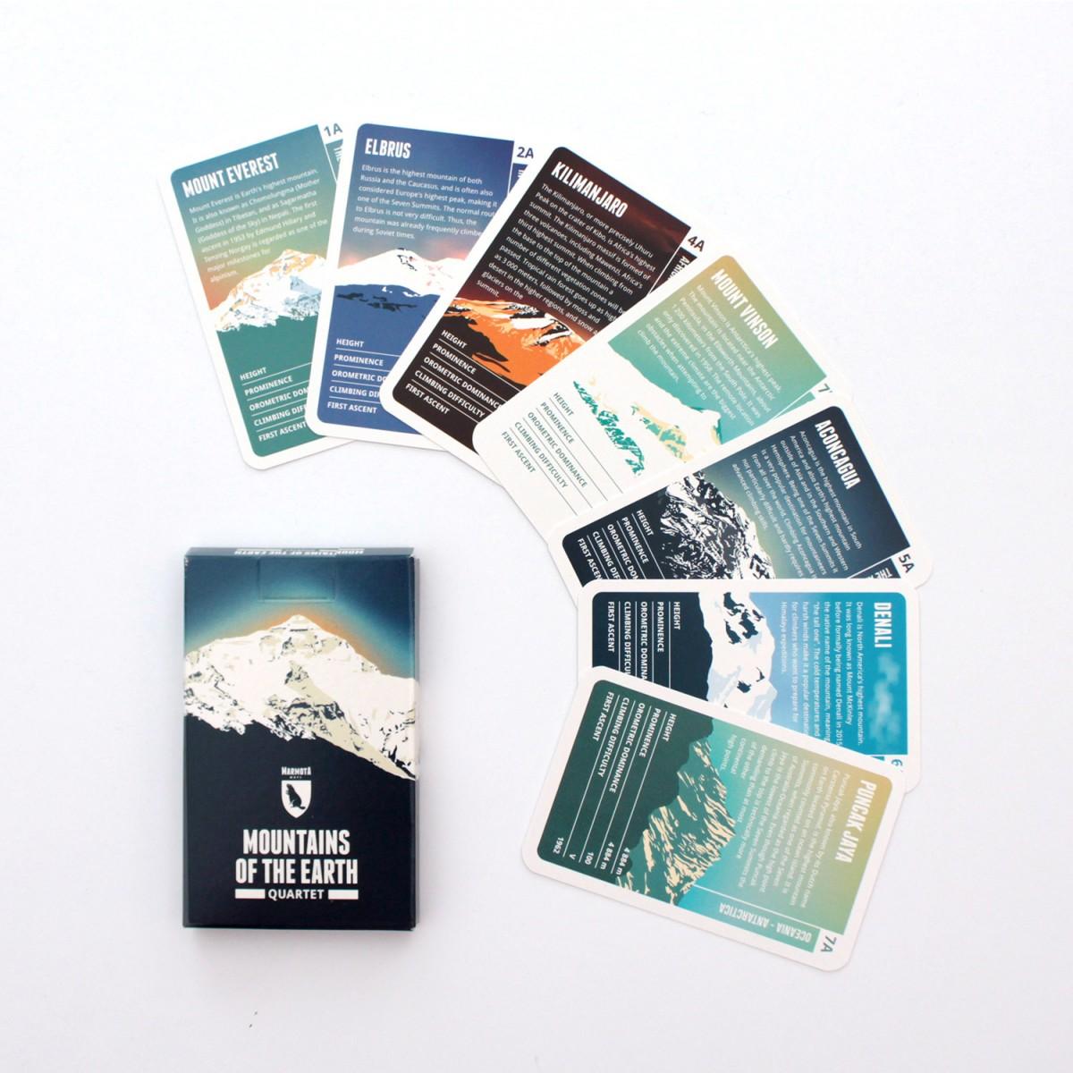 Mountains of the Earth Quartett