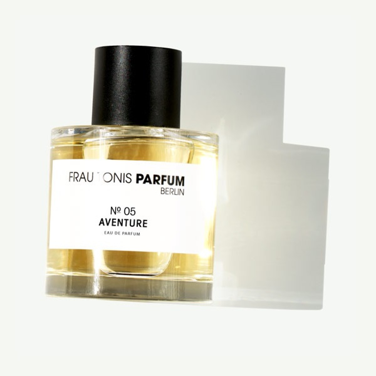 Frau Tonis Parfum No. 05 AVENTURE (pfeffrig, holzig, maritim), 50 ml Eau de Parfum