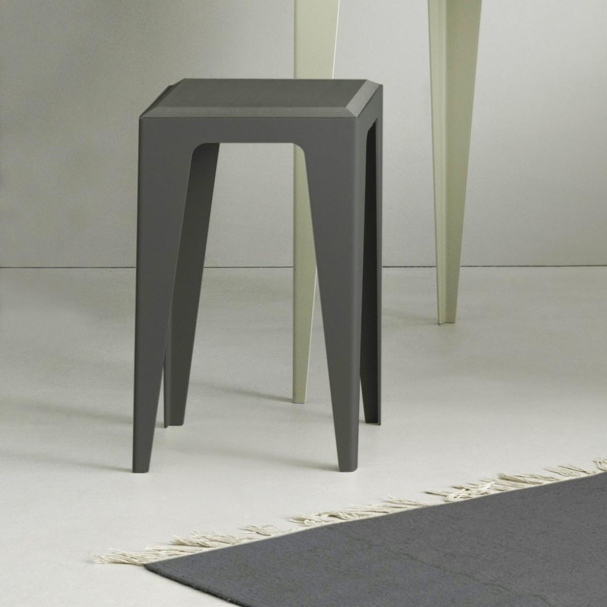 HOCKER |CHAMFER| nachhaltiges Möbeldesign | WYE
