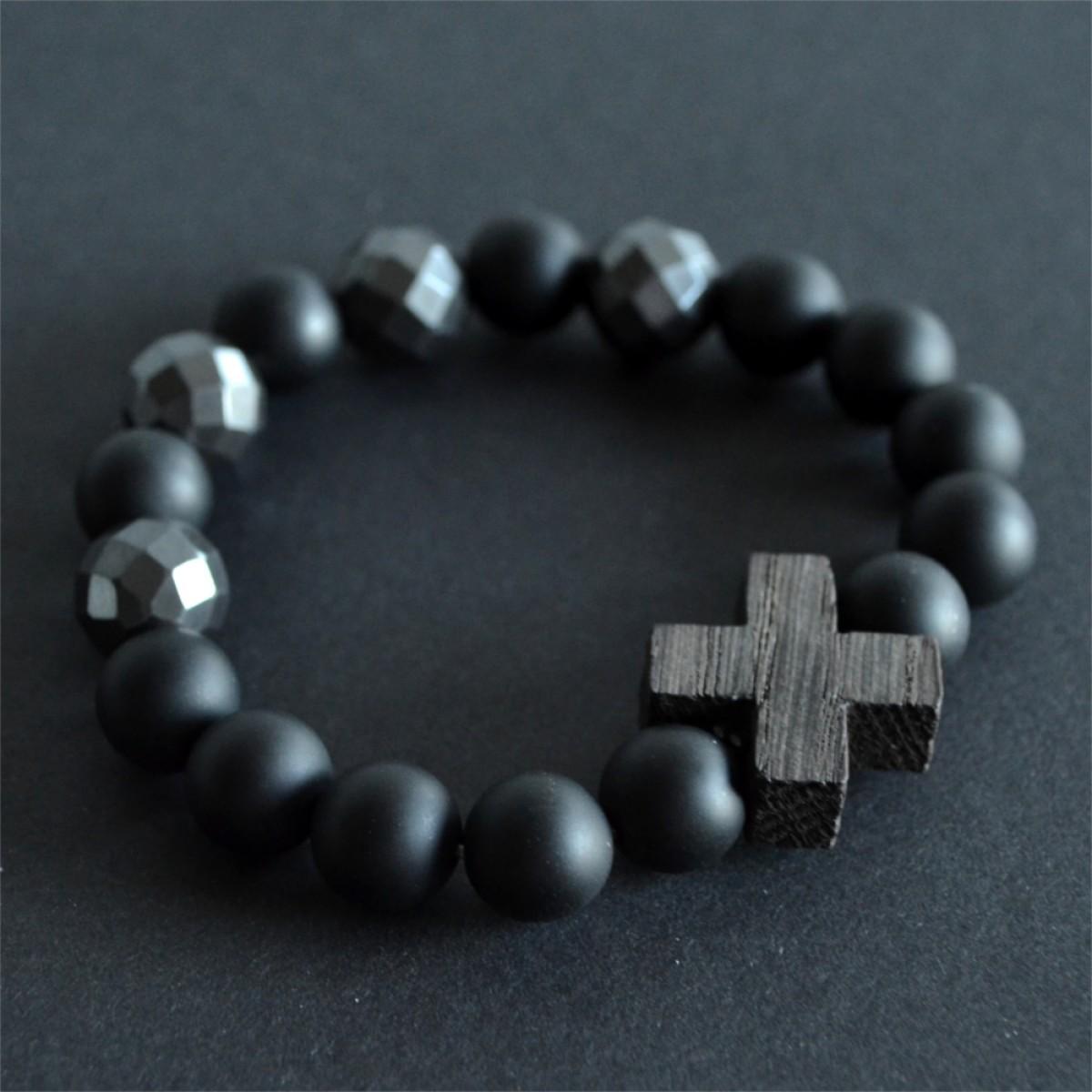 Entity   Hematite x Black Onyx